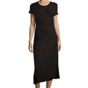 Theory Jilaena Gray Dress